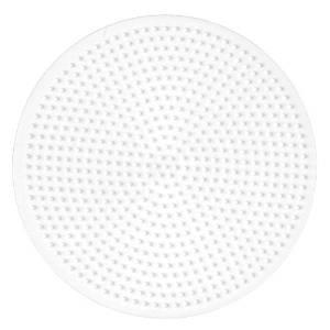 plaque ronde perles hama