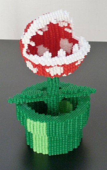 Mario Bros La Super Star Des Perles Hama Modèles Hama