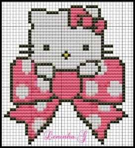 hello-kitty-perles-hama-decoration