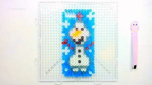 perles-repasser-olaf-coque-iphone
