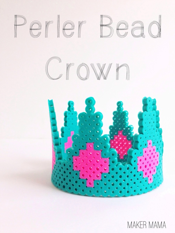 hama-perles-couronnes-epiphanie-reine-princesse-repasser