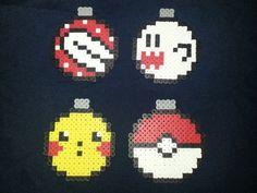 pikachu-boules-noel-pokemon-perles-hama-repasser