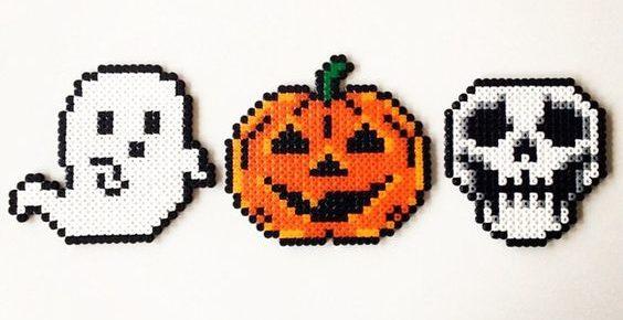 halloween-citrouille-fantome-crane-perles-hama-repasser
