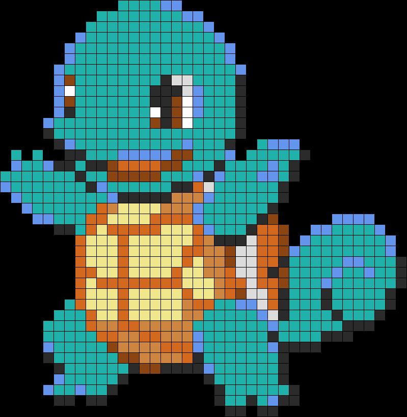 Pokémon Agrandissez Vos Familles En Perles Hama Modèles Hama