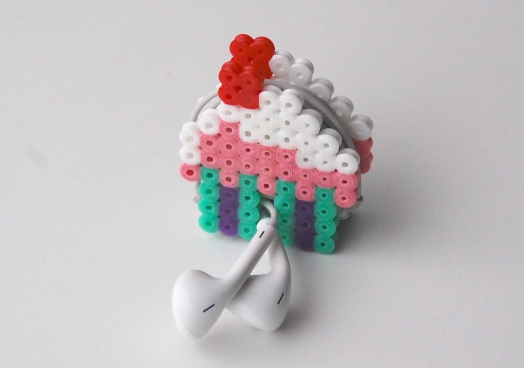 perles-repasser-hama-cupcake-attache-casque