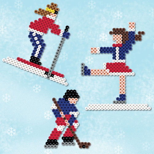 sports-hiver-perles-hama-a-repasser-noel