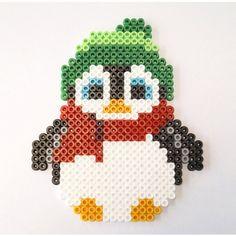 pingouin-perles-a-repasser-hama-hiver