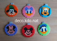 boules-noel-disney-suspension-perles-hama-repasser-beads