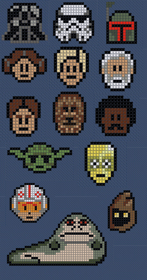 starwars_crossstitch-perles-a-repasser-perler-beads-hama