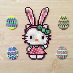 hello-kitty-lapin-de-paques-perles-a-repasser-hama