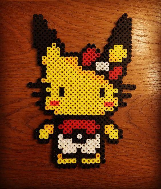 hello-kitty-pikachu-perles-a-repasser-hama