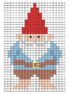 gnome-perles-hama-a-repasser-scandinavie-noel