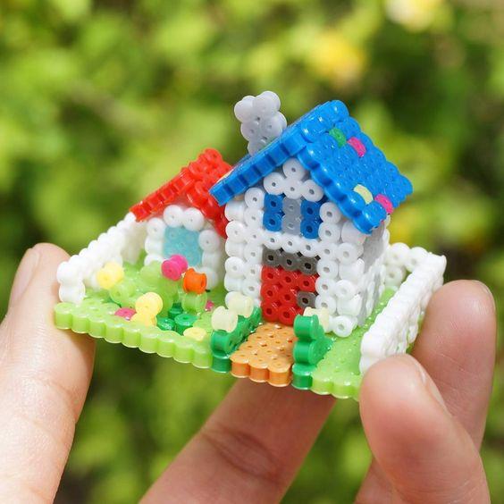 Home Design 3d Youtube: Les Plus Impressionnantes Maisons De Poupées En Perles