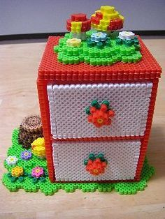 meuble-perles-hama-a-repasser-kawaii-maison-poupee