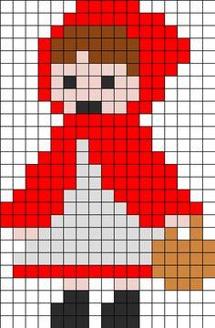 chaperon-rouge-perles-a-repasser-hama-kandipattern