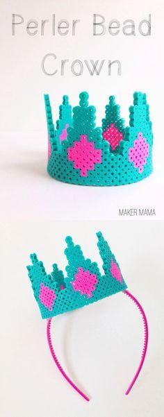 perler-beads-crown-hama